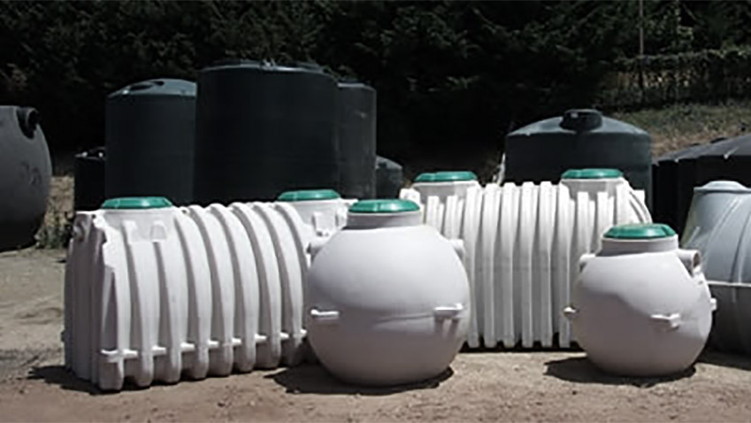 Solution for septic system